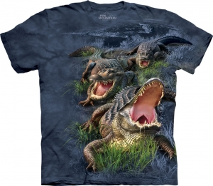 футболка gator bog