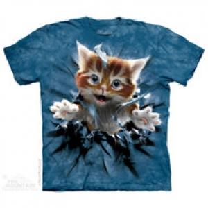 футболка ginger kitten breakthrough