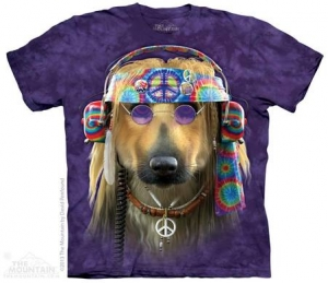 футболка groovy dog