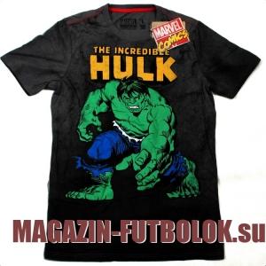 футболка hulk incretible