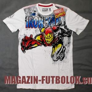 футболка iron man invincible
