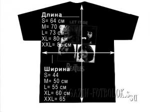 футболка james hetfield metallica