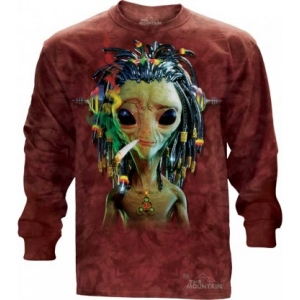 футболка jammin alien