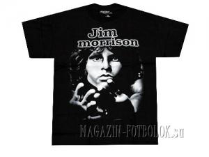 футболка jim morrison break on through
