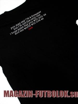 футболка с джоном ленноном new york
