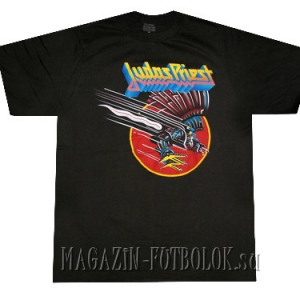 футболка judas priest vintage