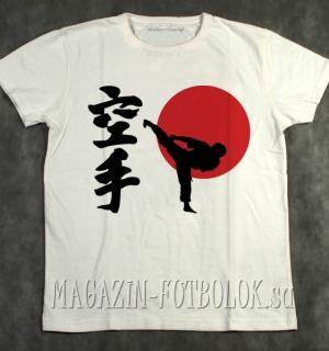 футболка каратэ red sun на заказ