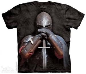 футболка knight