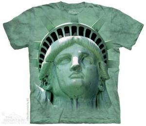 футболка liberty head