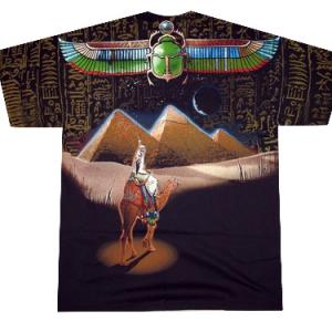 легендарная футболка egyptian