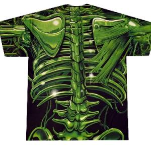 терминатор футболка с крутым принтом