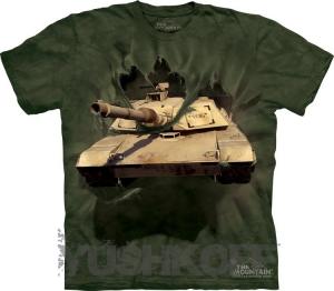 футболка m1 abrams tank breakthru детская