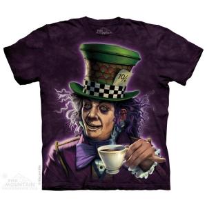 футболка mad hatter