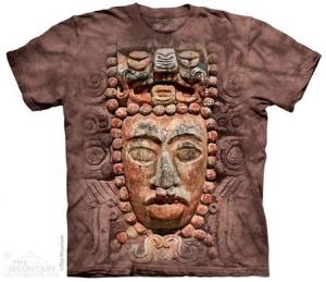 футболка mayan wall