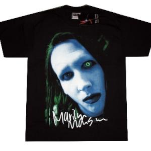 футболка мэрлин мэнсон