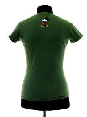 футболка микки маус винтаж
