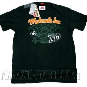 футболка molecule discovery unit (green)