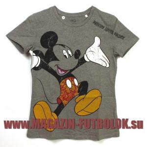 футболка moscow loves mickey