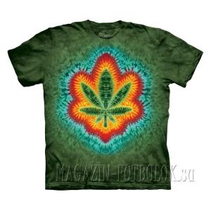 футболка mountain sweetleaf