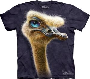 футболка ostrich totem