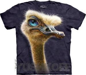 футболка ostrich totem детская