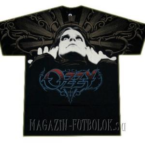 футболка ozzy iron man