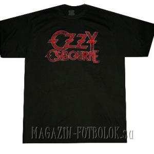 футболка ozzy osbourne vintage