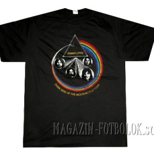 футболка pink floyd dark side us tour 73