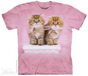 футболка pretty kittens
