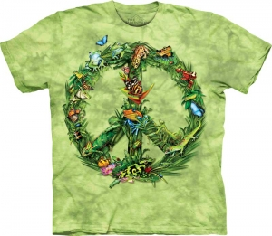 футболка rainforest peace 3rd option