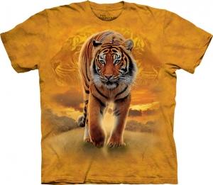 футболка rising sun tiger
