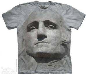 футболка rock face washington