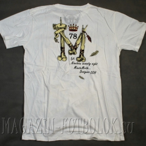 футболка с черепом шамана shaman skull