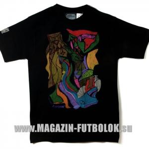 футболка с картиной drifters escape