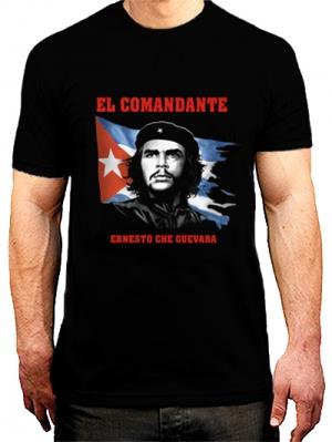 футболка сhe comandate