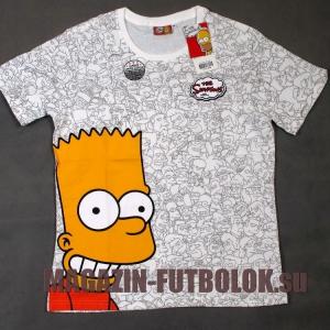 симпсоны - футболки с полной запечаткой