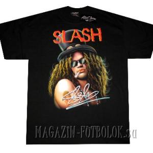 футболка slash smoking