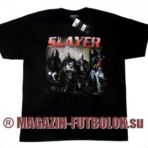 футболка slayer group