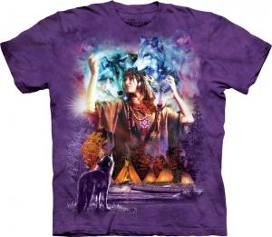 футболка spirit maiden