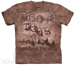 футболка  founders