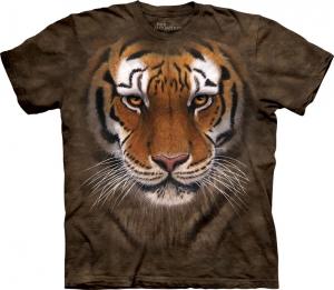 футболка tiger warrior