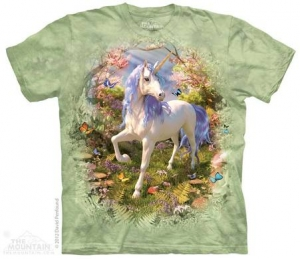 футболка unicorn forest