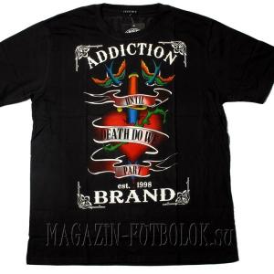 футболка until death do we part