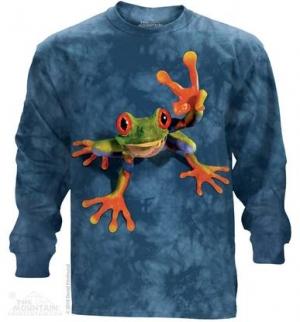 футболка victory frog