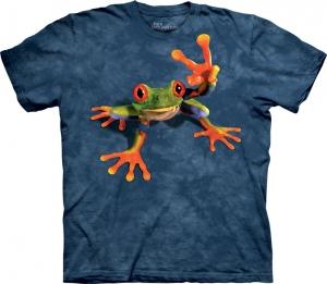 футболка victory frog детская