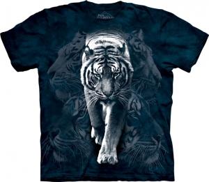 футболка white tiger stalk