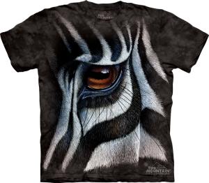 футболка zebra eye