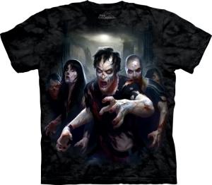 футболка zombie apocalypse