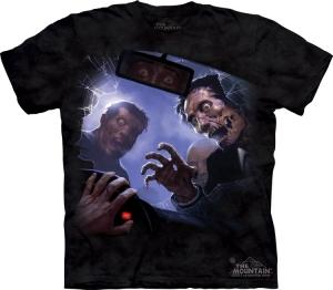 футболка zombie crash
