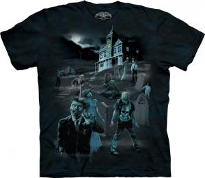 футболка zombie & ghosts